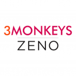 3 Monkeys Zeno